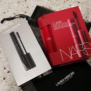 NARS and Laura Mercier Mascara Set